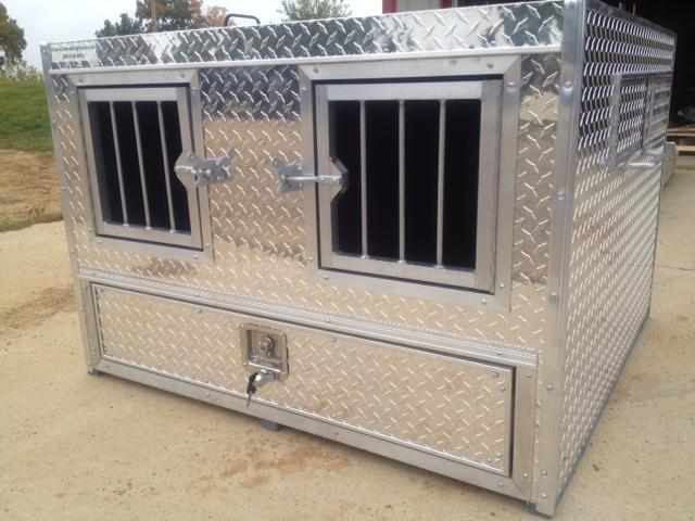 Evans Custom Dog Boxes Jones Mi 49061